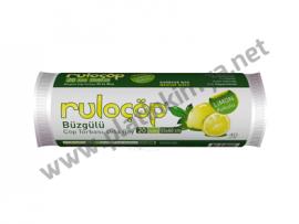 Ruloçöp Büzgülü (Limon Kokulu)